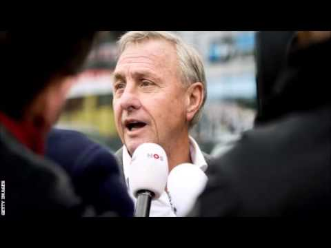 Johan Cruyff: Netherlands great diagnosed with lung cancer