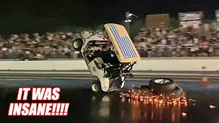 homepage tile video photo for Build Wars DAY 6: RACE DAY!!! Epic Competition Ends With a Violent WRECK...