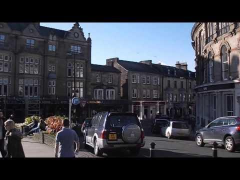 Harrogate town centre North Yorkshire