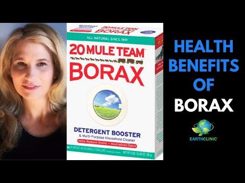 Borax Cures and Health Benefits | How To Make Borax Solution