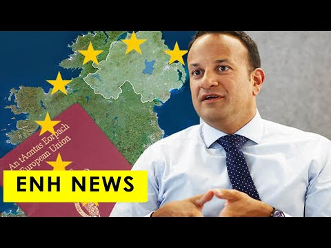 'No hard border' Irish PM hits back and rules out passport controls after Brexit - ENH News