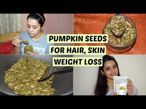 Pumpkin Seeds Benefits For Weight Loss, Skin, Hair | How To Use Pumpkin Seeds