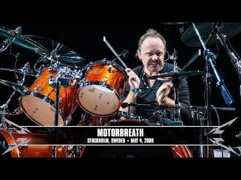 Metallica: Motorbreath (MetOnTour - Stockholm, Sweden - 2009)