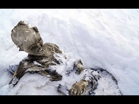 K2 Dead Bodies K2 Frozen Bodies Two mummified bodies of climbers found on mexico ...