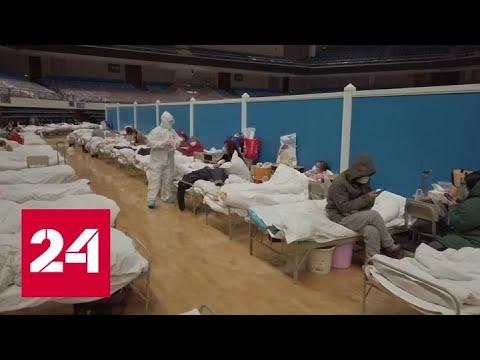 Инкубационный период коронавируса оказался дольше, чем предполагалось - Россия 24