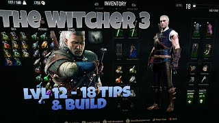 The Witcher 3: Lvl 12 - 18 Novigrad/Skellige Guide  - Beginner's Guide Ep. 4 - Death March Gameplay