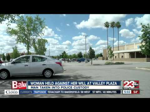 Alleged kidnapper arrested at Valley Plaza Mall