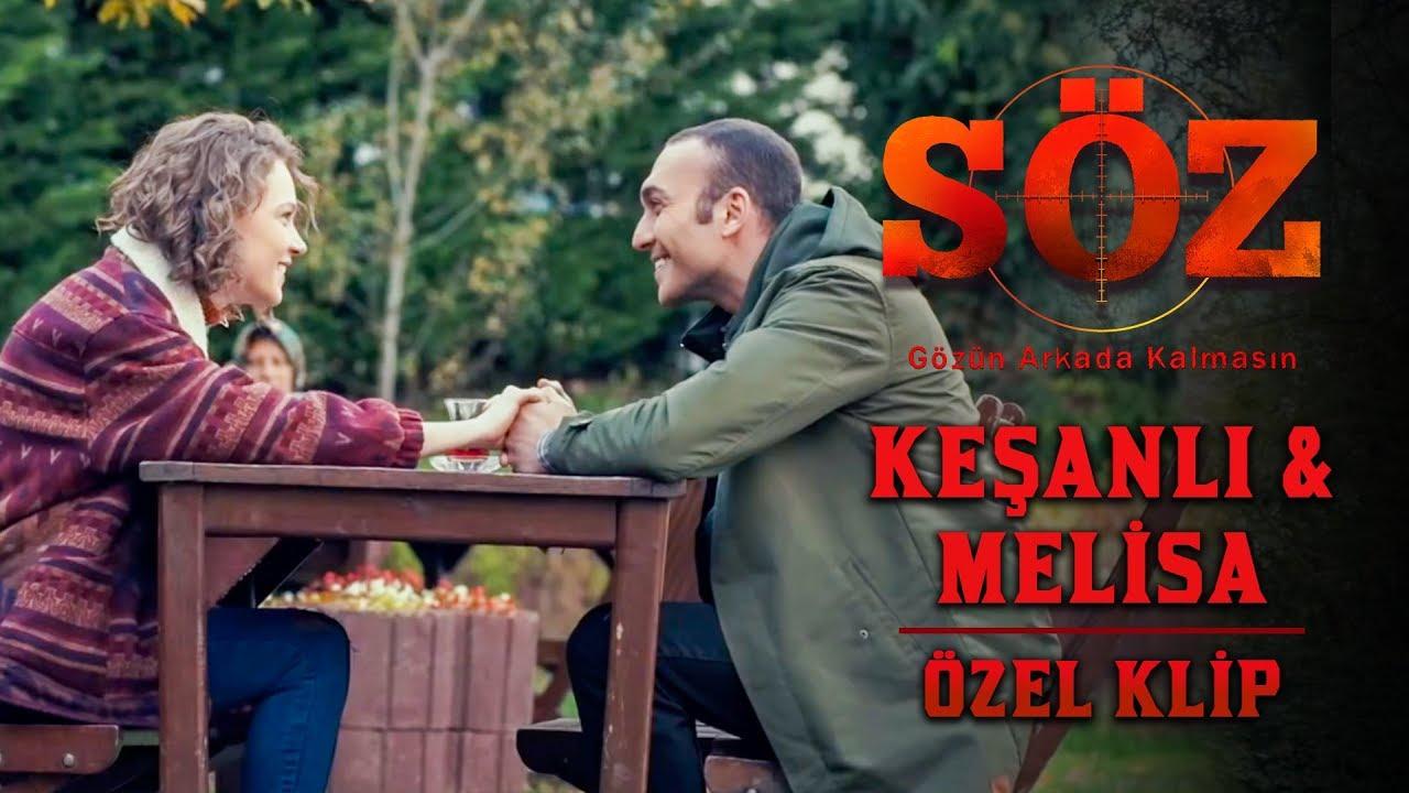 Söz | Keşanlı & Melisa - Özel Klip