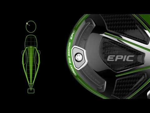 Callaway Golf GBB EPIC Driver