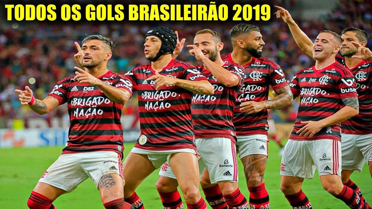 TODOS OS GOLS DO FLAMENGO BRASILEIRÃO (COMPLETO) SÓ GOLAÇO ...