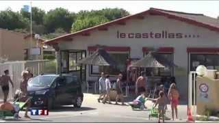 Camping Le Castellas à Sète  04 08 2010