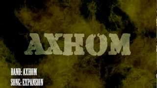 Axhom Expansion - Death Metal TSE X30 & MixIR2 (instrumental demo version)
