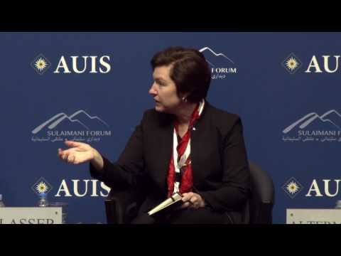 Sulaimani Forum: U.S. Policy in the Middle East