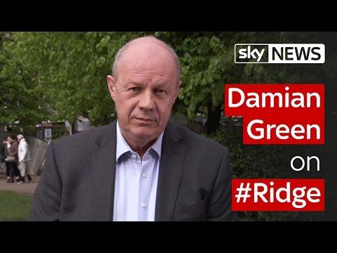 Damien Green on #Ridge