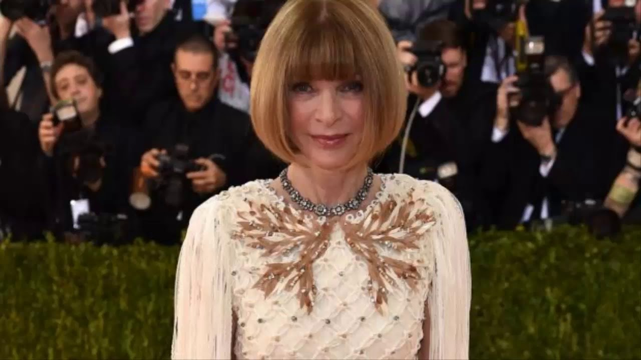 Cool Met Gala 2018 Anna Wintour - maxresdefault  You Should Have_422157.jpg