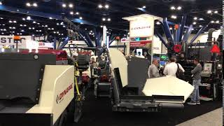 Video still for View of Dynapac Booth at World of Asphalt 2018
