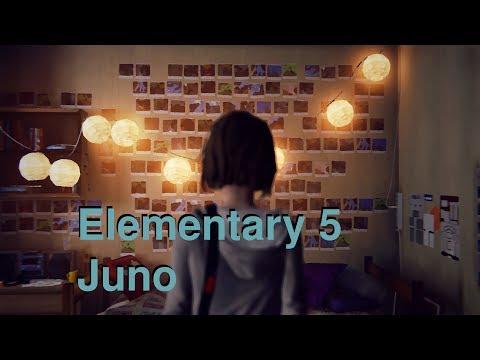 Instalación Y Vista A Elementary 5 Juno Review Español