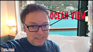 Cruise Ship Cabin Comparison, Inside vs Ocean View vs Balcony, Very unOfficial Travel Guides