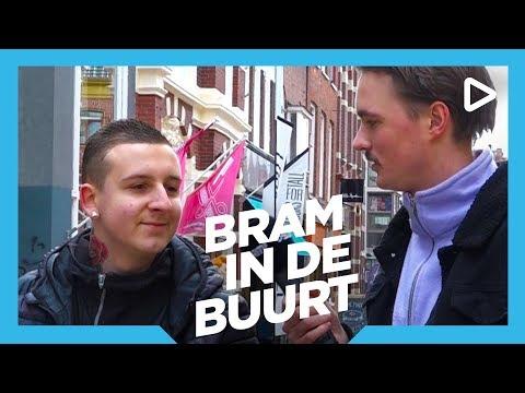 'Ik heb eergisteren de wet overtreden' - Bram In De Buurt | SLAM!