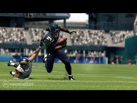 "MADDEN 25-SHOCKING ATTRIBUTES ""MADDEN NFL 25"" SEATTLE SEAHAWKS Ratings+Depth Chart Review"