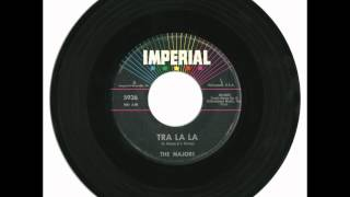 Majors - Tra La La -  Early 60's Uptempo Philly Doo Wop
