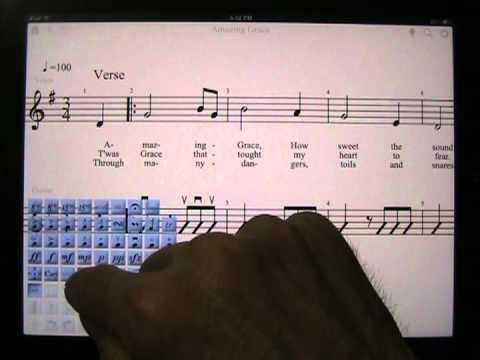 iWriteMusic 2.2 Tutorial (Text)