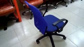 Кресло Oxi(Кресло Oxi - удобное сеточное кресло с высокой спинкой. На кресле комфортно сидеть как взрослому, так и подрос..., 2016-12-03T15:12:43.000Z)