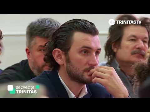 Secvențe TRINITAS. Studentul teolog, model în societate (07 02 2018)