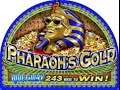 TBT Pharaoh S Gold Rare IGT Game 4 Bonuses Max Bet mp3