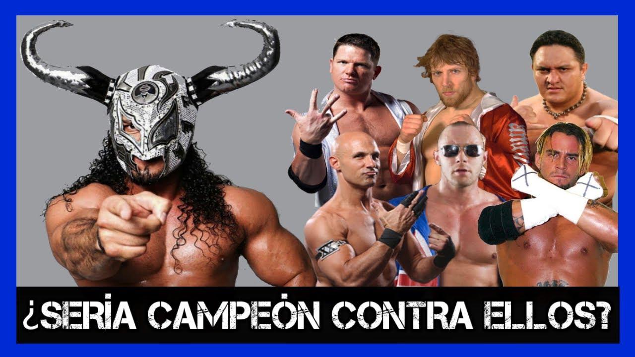 Rush hubiese sido campeón en la época de oro de ROH? -  El Toro Blanco responde.