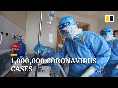 Number of coronavirus