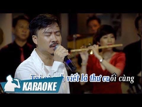 [KARAOKE] Thà Giết Người Yêu - Quang Lập