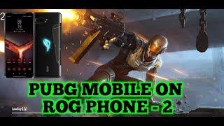 PUBG MOBILE INDIA (HINDI) ROG PHONE 2:::: FPP