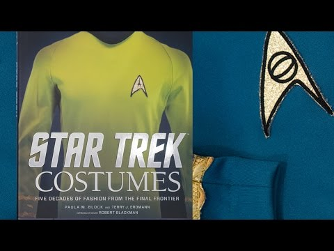 Unboxing: Star Trek Costumes Five Decades of Fashion from the Final Frontier