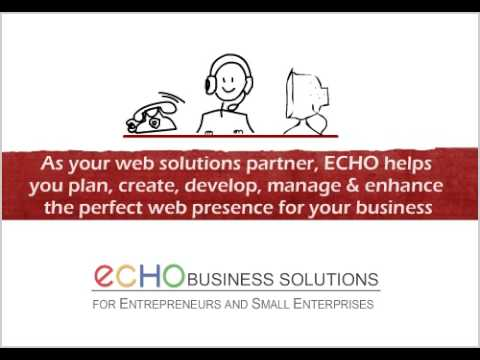 Echo Business Solutions- Customized Web 2.0 Solutions & Web Marketing Services