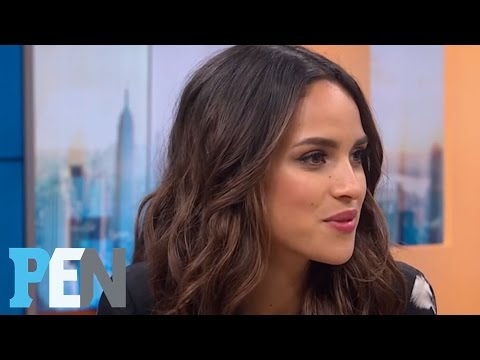 Adria Arjona On Her Bilingual Role In 'Emerald City'  PEN  Entertainment Weekly
