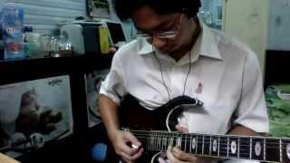 Miền cát trắng - guitar cover