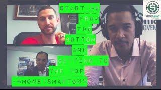 Starting From The Bottom And Getting To The Top   The Movement   @moneysmartguy Matt Sapaula