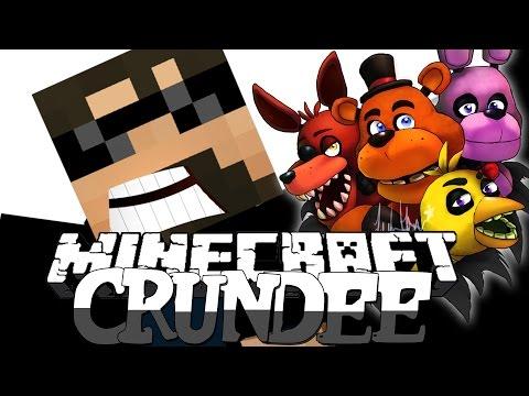 Minecraft: CRUNDEE CRAFT | FIVE NIGHTS AT FREDDY'S TROLL!! [36]