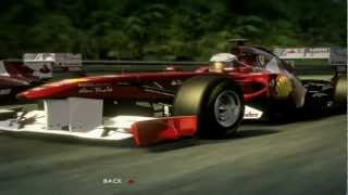 Test Drive: Ferrari Racing Legends - Intro