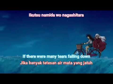 Inuyasha Ending 4  Every Heart sub Romaji+English+Indonesia lyrics
