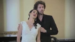 Dunya Tinauer&Rok Koritnik-Lippen schweigen, duet of Hanna and Danilo from opera Die lustige Witwe