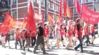 90 - летие ВЛКСМ (Комсомол) Komsomol 共青团