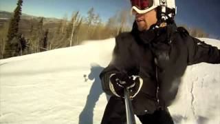 Shredding Steamboat 2012 GoPro Thumbnail