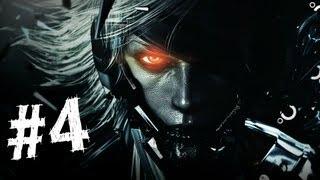 Metal Gear Rising Revengeance Gameplay Walkthrough Part 4 - Coup d