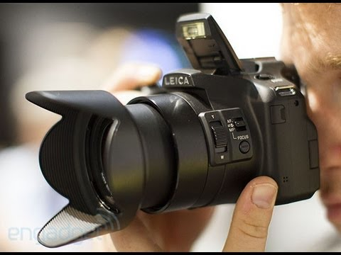 Leica V-Lux 4 Superzoom [hands-on][HD]