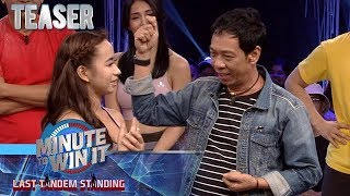 Minute To Win It - Last Tandem Standing: Day 158 Teaser