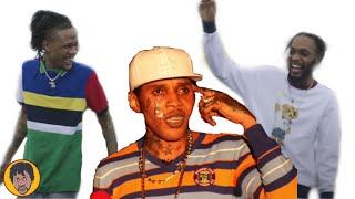 OMG!! Inence And IWaata D!SS Vybz Kartel In The Worst Way In Havoc