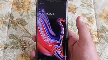 SAMSUN GALAXY NOTE 9 CAMERA ISSUE | AFTER SOFTWARE UPDATE