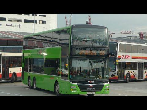 SMRT Bus Service 169, SG5798L (Full Trip) (Direction 1)